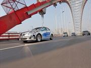 Carros autónomos de Changan recorren 2,000 Km