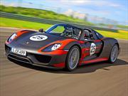 Porsche 918 Spyder Concept: Deportivo híbrido