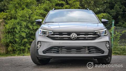 Primer contacto con el Volkswagen Nivus 2021