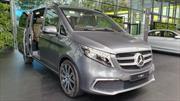 La Clase V de Mercedes-Benz se actualiza en Frankfurt