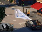 Ford desarrolla tecnología para esquivar obstáculos automáticamente
