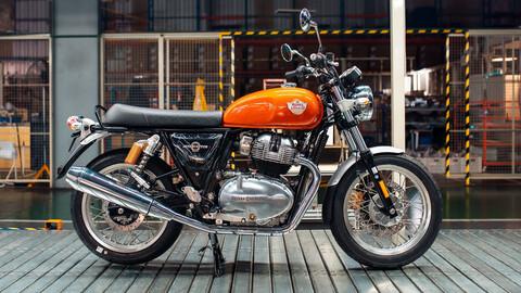 Royal Enfield ampliará su producción de motos con una nueva planta en Argentina