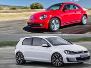 Volkswagen trae los nuevos Beetle y Golf para el Salón de BA