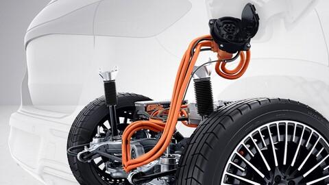 Huawei hará componentes para carros eléctricos