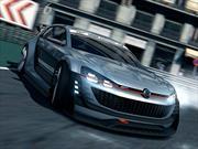 Volkswagen GTI Supersport Vision Gran Turismo debuta