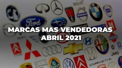 Marcas más vendidas en Colombia en abril de 2021
