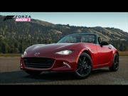 Mazda MX-5 Miata 2016 ya está disponible en Forza Horizon 2