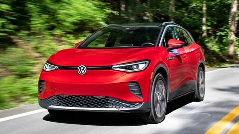 Volkswagen ID.4 Pro 2021 registra una autonomía de 400 kilómetros