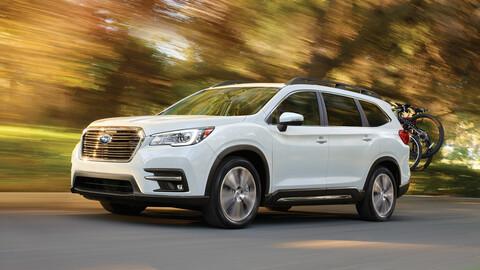 Subaru Evoltis 2021, cinco puntos claves en el nuevo SUV de tres filas