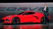 Chevrolet contempla la posibilidad de electrificar versiones del Corvette 2020