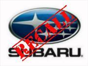 Recall de Subaru a 593,000 unidades del Outback y Legacy