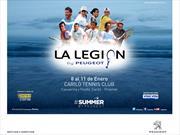 Peugeot se lleva La Legión Argentina a la costa