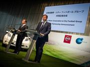 Nissan y Manchester City tienen una alianza