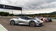 Si comprás un Pininfarina Battista, podés manejar un Fórmula E