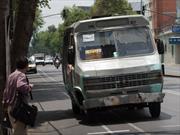 Ciudad de México le dice adiós a los microbuses