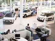 Citroën renueva la imagen de sus concesionarios en Chile