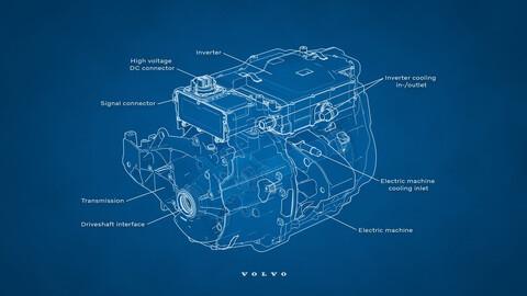 Volvo fabricará sus propios motores eléctricos