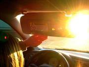 Consejos para manejar con el sol de frente
