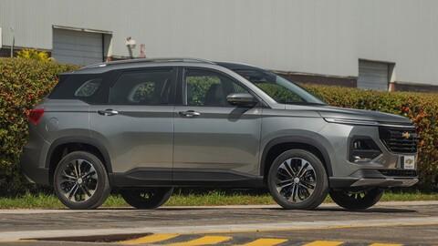 Chevrolet Captiva 2022 llega a México en la primera mitad de 2021