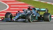 F1 2020 Test pretemporada Dia 3: Mercedes se despide con un doblete