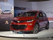 Chevrolet Bolt EV es el North American Car of the Year 2017