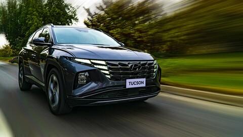 Hyundai Tucson 2021 llega a Chile con un dramático cambio en diseño