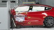 Sin dolor: Tesla Model 3 pasa todas las pruebas de la IIHS