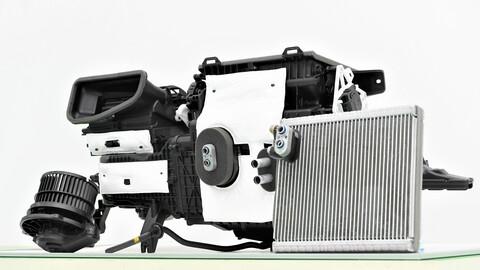 Hyundai desarrolla sistema que mantiene el aire acondicionado limpio