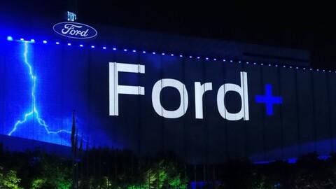 Ford pronostica que 4 de cada 10 vehículos vendidos en 2030 serán eléctricos