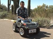 Este es el auto más pequeño del mundo