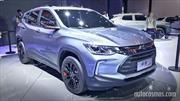 La nueva Chevrolet Tracker hace su primera aparición pública