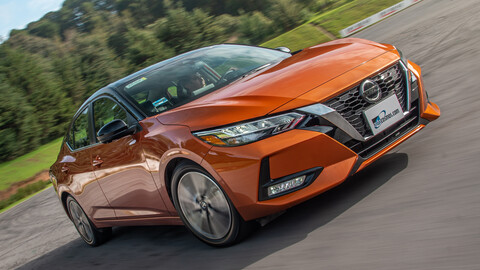 Nissan Sentra es llamado a revisión en México, son casi 19 mil unidades afectadas