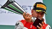 Mick Schumacher logró su primer triunfo en Fórmula 2