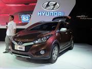 Hyundai HB20X se presenta en el Salón de San Pablo 2012