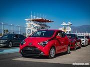 Toma de Contacto: Toyota Aygo 2019