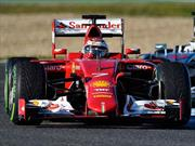 F1: Raikkonen y Ferrari lideran las primeras pruebas
