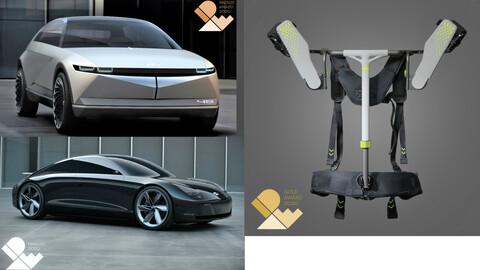 Hyundai consigue tres reconocimientos de diseño IDEA