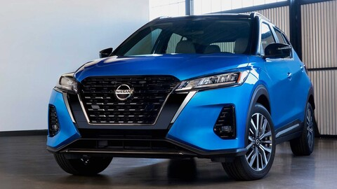 El Nissan Kicks 2021 debuta en Norteamérica