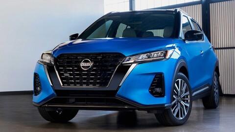 Nissan Kicks 2021 debuta en EE.UU.