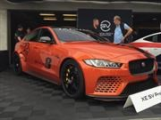 El Jaguar XE SV Project 8 sale de Europa