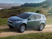 Nueva Chevrolet TrailBlazer: renovación completa