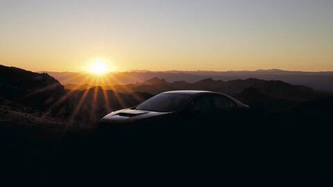 Este es el primer teaser oficial del nuevo Subaru WRX 2022