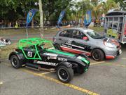 Caterham R300 obtuvo nuevo récord de pista en Medellín