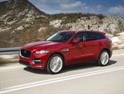 Jaguar F-Pace 2017: Prueba de manejo