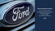Coronavirus: Ford pone sus unidades a disposición de la Cruz Roja Argentina
