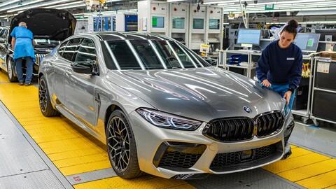 BMW dejará sin trabajo a 6.000 personas