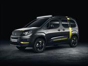 Peugeot Rifter 4×4 Concept debuta