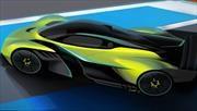 Aston Martin presenta el Valkyrie exclusivo para la pista