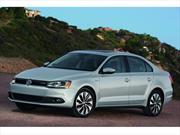Volkswagen Vento Híbrido debuta en el Salón de Los Ángeles 2012