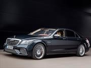 Mercedes-AMG S65 Final Edition, dice bye V12 de 6.0 litros